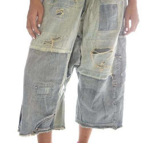 Reconstructed Beck Jeans