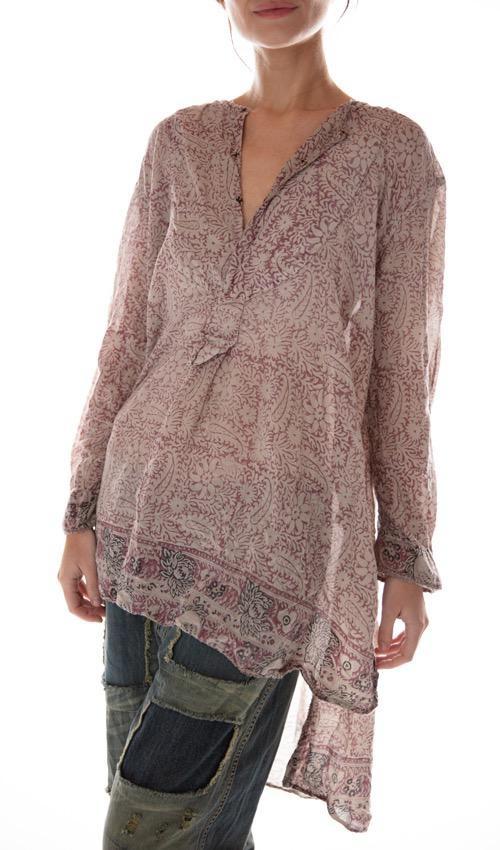 Ines Classic Shirt Khaelana