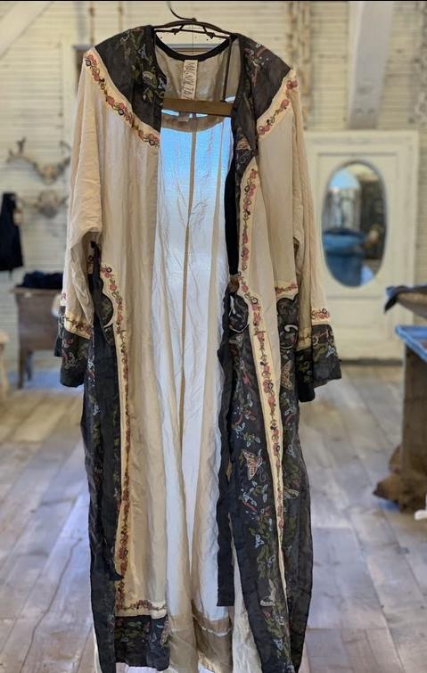 Miggy Oriental Coat