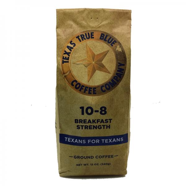 Breakfast Strength Ground Coffee