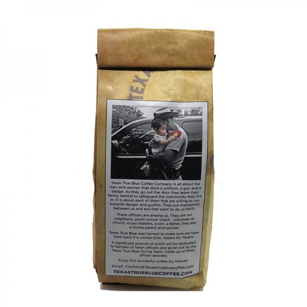 Breakfast Strength Ground Coffee Texas