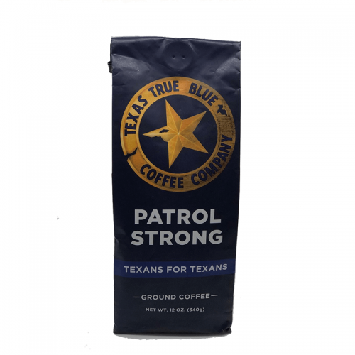 Patrol Strong Ground Coffee