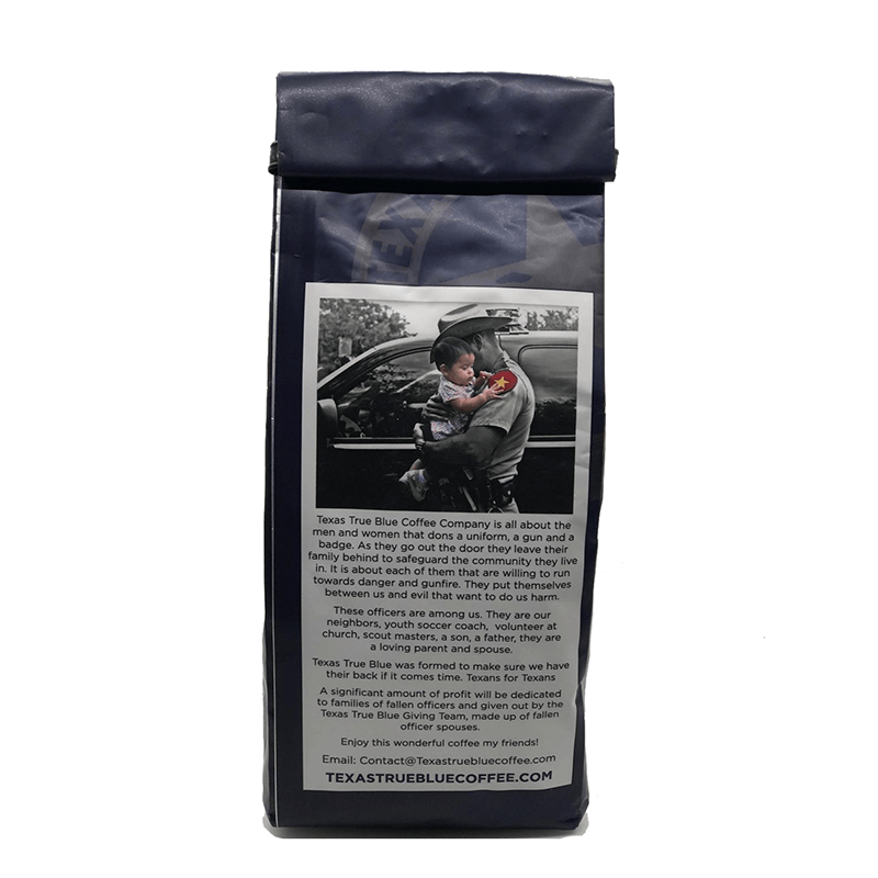 Patrol Strong Ground Coffee Texas