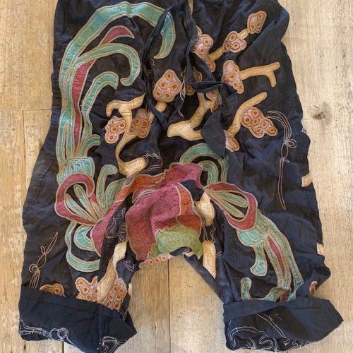Silk Parnassus Garcon Trousers