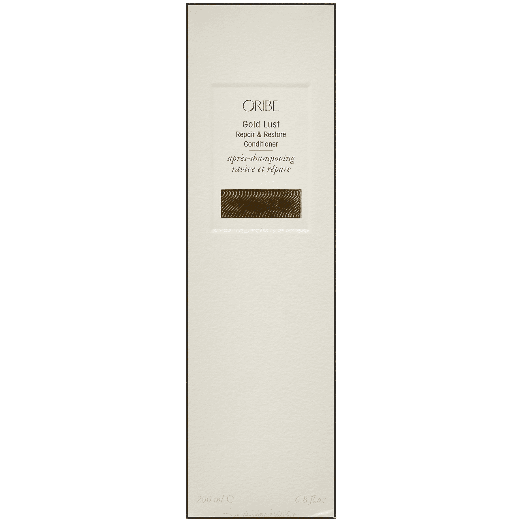 Gold Lust Conditioner Packaging