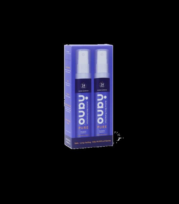 Nano Pure 1.6 oz 2 Pack