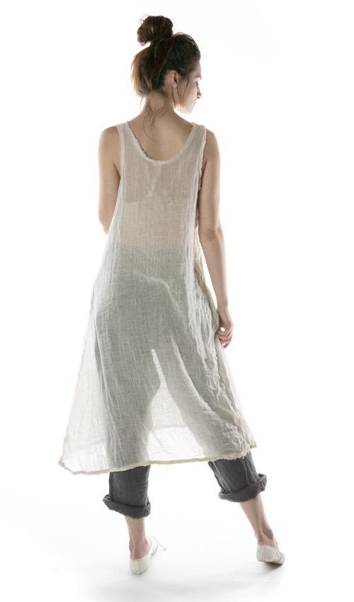 Olena Slip Dress Magnolia Pearl