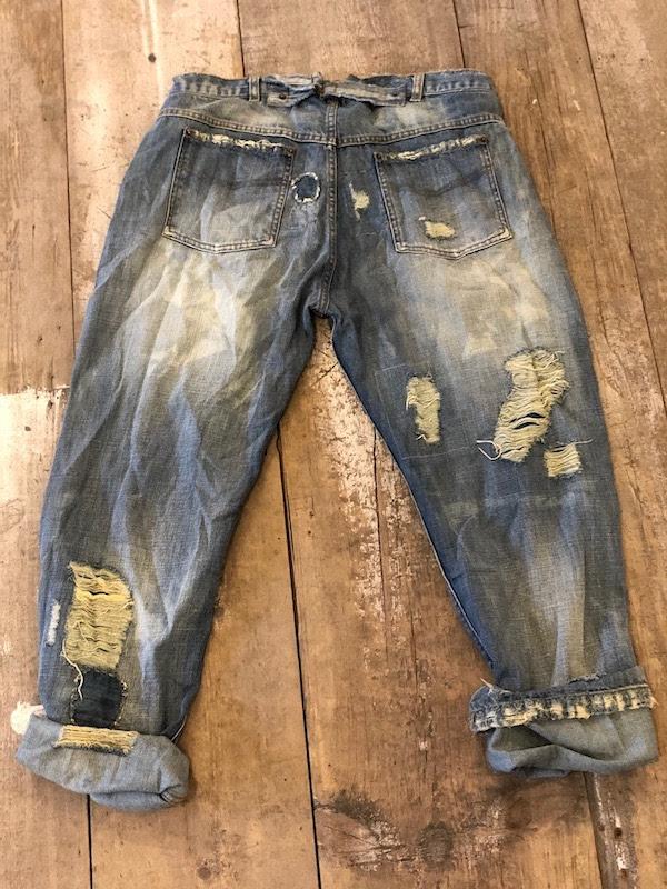 Roe Jeans Magnolia Pearl