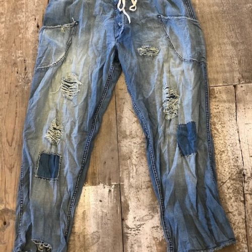OKeefe Denims Washed Indigo
