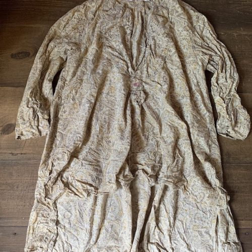 Ines Classic Shirt Fleuri