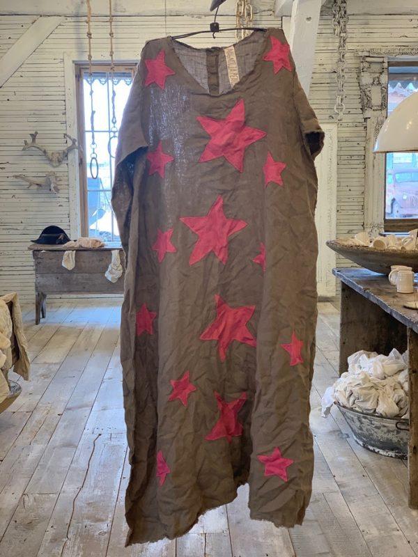 Cassiel Star Applique Dress