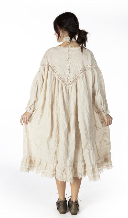 Embroidered Irunka Dress