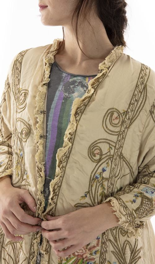 Embroidered Oleary Coat