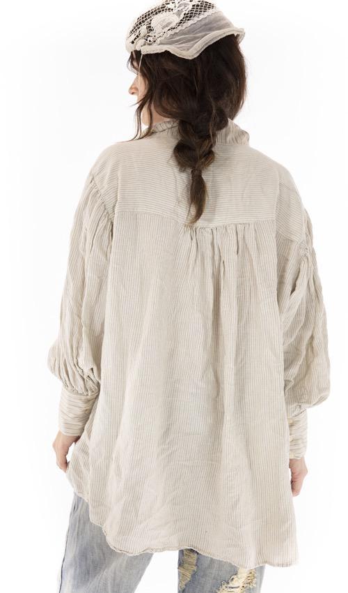 European Cotton Tora Shirt