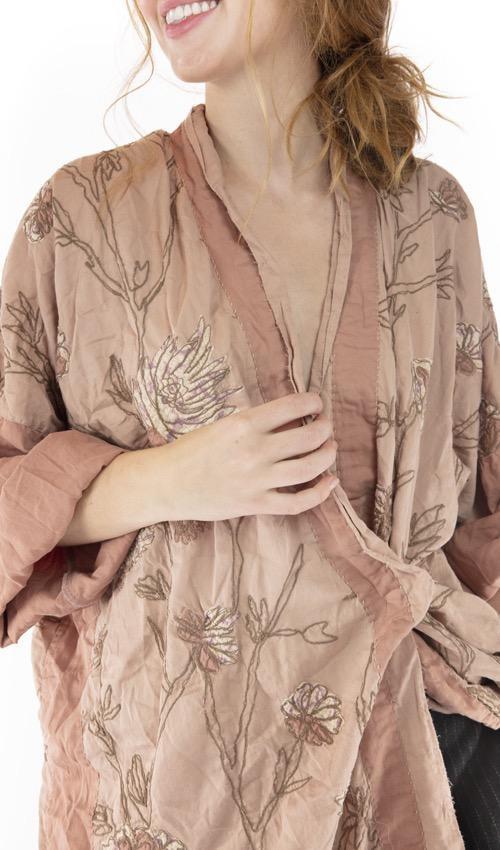 Lilikoi Kimono Magnolia Pearl