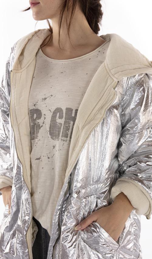 Polyester Puff Pheriby Jacket