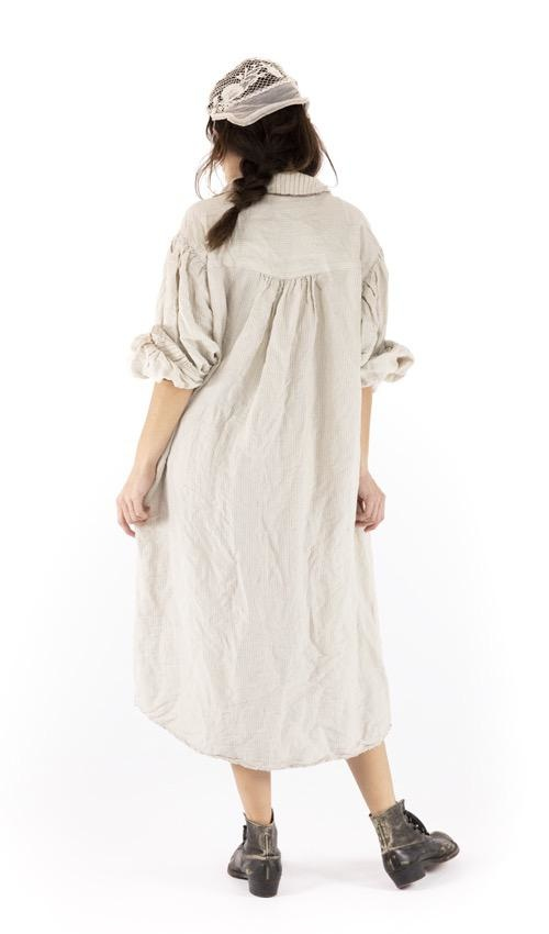 Tora Shirt Dress Magnolia Pearl