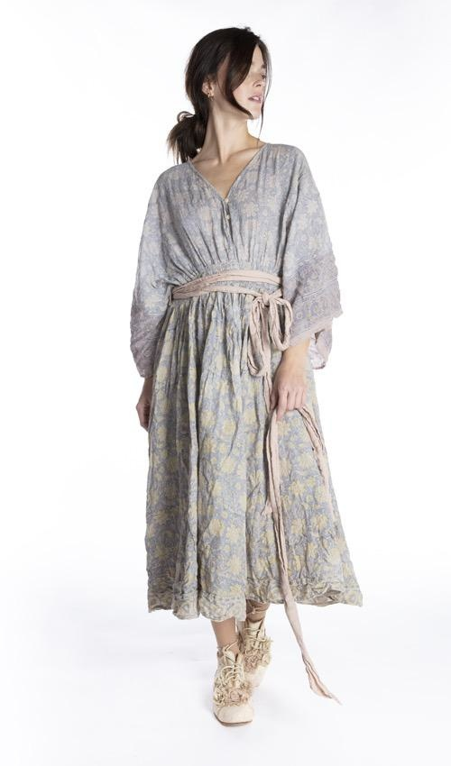 Hera Gathered Waist Dress